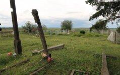 Участники Миссии Сибирь увидели на кладбище печальную картину