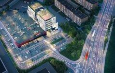 В Северном городке появится еще один бизнес-центр
