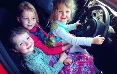 Daugiavaikėms kauniečių šeimoms – viešasis transportas už simbolinį mokestį