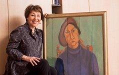 Vieno paveikslo istorija. Netikėtas susidūrimas su tetos portretu