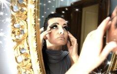 Kodėl negalima fotografuotis žvelgiant į veidrodį