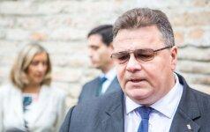 Глава МИД Литвы: выпад в Мюнхене мог стать цепной реакцией
