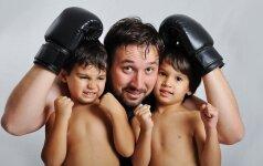 TESTAS: pasitikrinkite, ar tinkamai auklėjate vaikus
