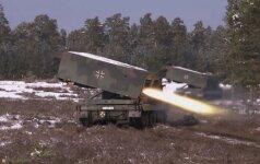 Литва рассматривает возможность купить ракетно-артиллерийские системы