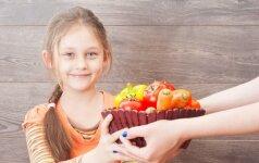 Kaip atpratinti vaikus valgyti šlamštą: 5 greiti ir sveiki patiekalai