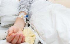 Meningokokinė infekcija pavojingiausia vaikams iki penkerių metų