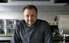 Naujas virtuvės šefo Liutauro Čepracko iššūkis