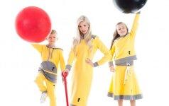Inga Stumbrienė: man labai patinka kurti vieningą šeimos stilių