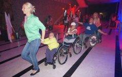 Maltos ordino neįgaliųjų stovykla – ten pildosi jaunų žmonių svajonės