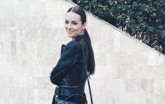 Stiliaus dosjė. Modelis S. Burbaitė: į kokius daiktus ji investuoja ir ko nė už ką nenešiotų