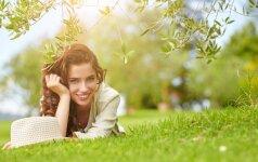 Kovoje su senėjimu ir paraudimais - ekologiška kosmetika