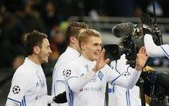 Киевское Динамо одержало самую крупную победу в ЛЧ — 6:0 над Бешикташем