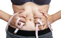 5 moterų pilvukų tipai ir patarimai, kaip juos padailinti