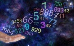 Numerologinė prognozė 2017 metams - apskaičiuokite, kas jūsų laukia