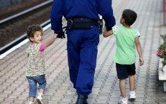 Около 46% жителей Литвы не одобряют прием беженцев