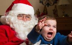 Kaip žlunga svajonės: visa tiesa apie Kalėdų senelį