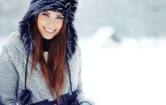 Padėk savo odai ir plaukams, kenčiantiems nuo šildymo ir kondicionierių