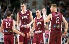 Почему сборная Латвии может преподнести сюрприз на Евробаскете