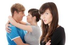 Ar pranešti draugei apie jos mylimojo neištikimybę?