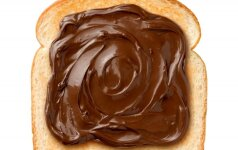 Naminė Nutella: viens, du, ir pagaminta