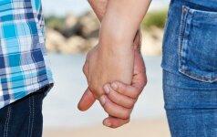 10 dalykų, kuriuos laimingos poros daro kitaip