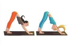 Sporto degustatorės dienoraštis: manote, kad joga – sielai? Klystate!