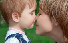 Penkios frazės, kurias norėtų išgirsti kiekviena mama