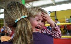 Austėja Landsbergienė – apie bausmes ir vaikų auklėjimą