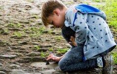 Jūsų vaikas alergiškas? Nedrauskite jam purvinomis rankomis ragauti maisto