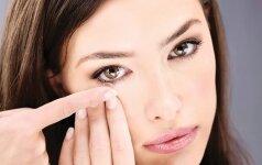 9 negrįžtamos klaidos, kurios gali pakenkti akims