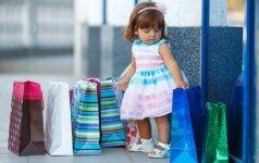2 vaikų mama: kaip sužvejoti akcijų ir nuolaidų, kad sutaupytume daug pinigų