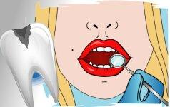 Išbandžiau viską, o padėjo tik tai... Pridėk prie skaudančio danties vienai minutei