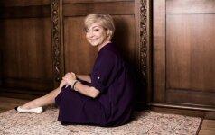 Edita Mildažytė apie praeitį: jis leido man jaustis karaliene
