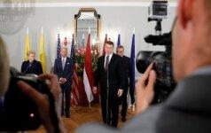 Байден в Риге успокоил страны Балтии: обязательства перед НАТО будем соблюдать