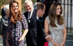 Kate Middleton stilius: jį kopijuoja nėščios ir ne tik FOTO