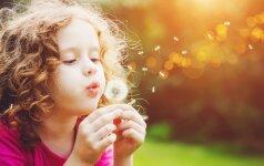 Vitaminas, kurio labiausiai trūksta Lietuvos vaikams