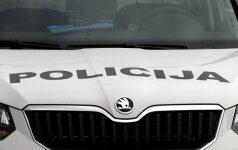 Воры в Паланге ограбили машину гражданки Швеции