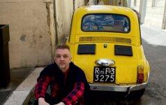 A. Mamontovas: koncerte bus tiek senos, tiek naujos dainos