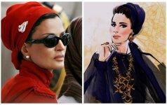 Sheikha Mozah: prabangi šeicho žmona, apie kurią sklando legendos