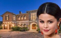 Kas slepiasi už prabangių Selenos Gomez namų durų