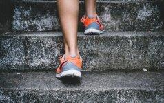 Kiek kalorijų per dieną suvartoti, kad svoris efektyviai mažėtų
