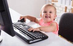 Maži vaikai ir nauji namai: ko nevalia pamiršti įsirengiant būstą
