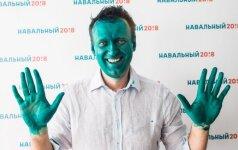 Российские феминистки записали видеообращение к Навальному