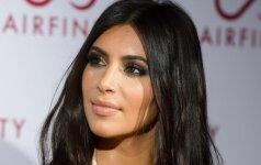 PAGALIAU: Kim Kardashian nėščia