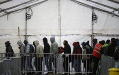 В ФРГ стало больше мигрантов, подозреваемых в преступлениях