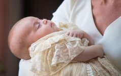 Įspūdingiausios nuotraukos iš karališkųjų mažojo princo krikštynų
