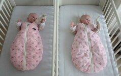 Neįtikėtina: per 4 metus pagimdė 3 dvynukų poras