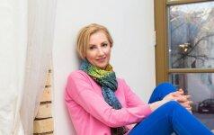 Raustanti oda Dalios nebevargina – pasimokykite iš jos sėkmės istorijos