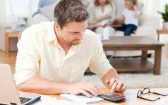 Опрос: в Литве улучшается финансовое состояние семей