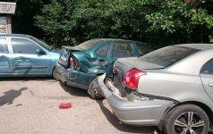Dėl eismo įvykio kaltu likęs vairuotojas pasakoja savo versiją: niekam nebuvo įdomu, kaip buvo